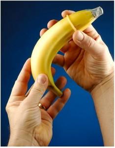 Banana-condom