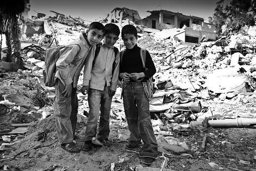 Djeca u Gazi